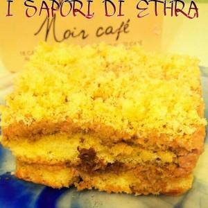 Pasticcio di torta al caffè nutella e mascarpone