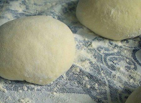Impasto pizza 1 ricetta infallibile -  I Sapori di Ethra