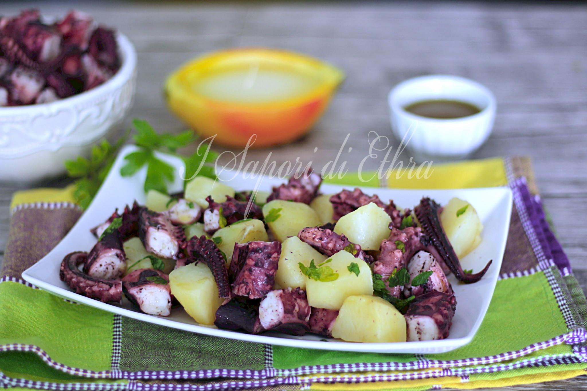 Polpo con le patate segreti e consigli per una cottura perfetta