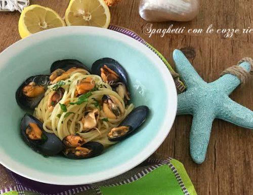 Spaghetti con le cozze ricetta tarantina – I Sapori di Ethra