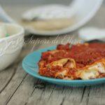 Ricetta lasagne al forno con burrata