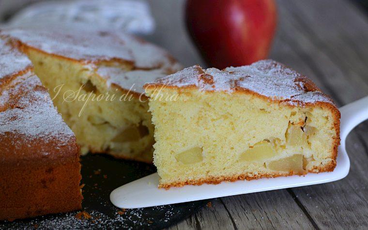 Torta di mele sofficissima ricetta perfetta - I Sapori di Ethra