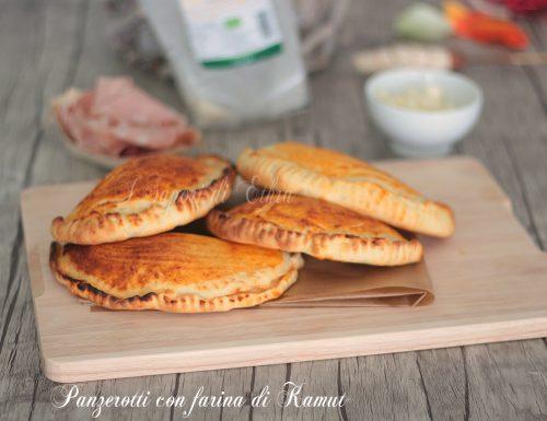 Ricetta panzerotti al forno con farina di Kamut – I Sapori di Ethra