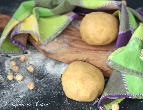Pasta frolla alle nocciole ricetta semplice e veloce