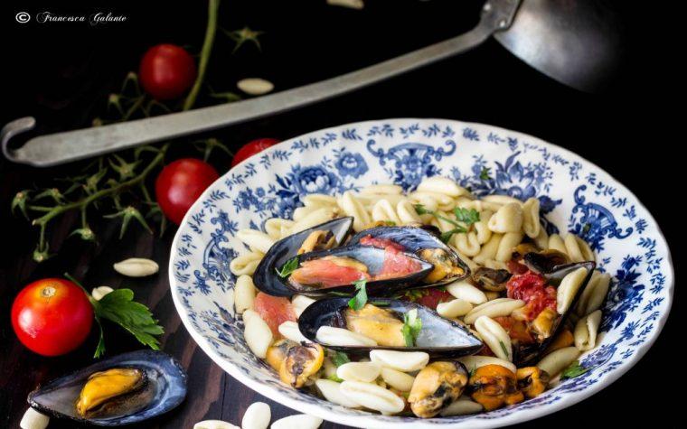 Cavatelli e cozze tarantine ricetta perfetta