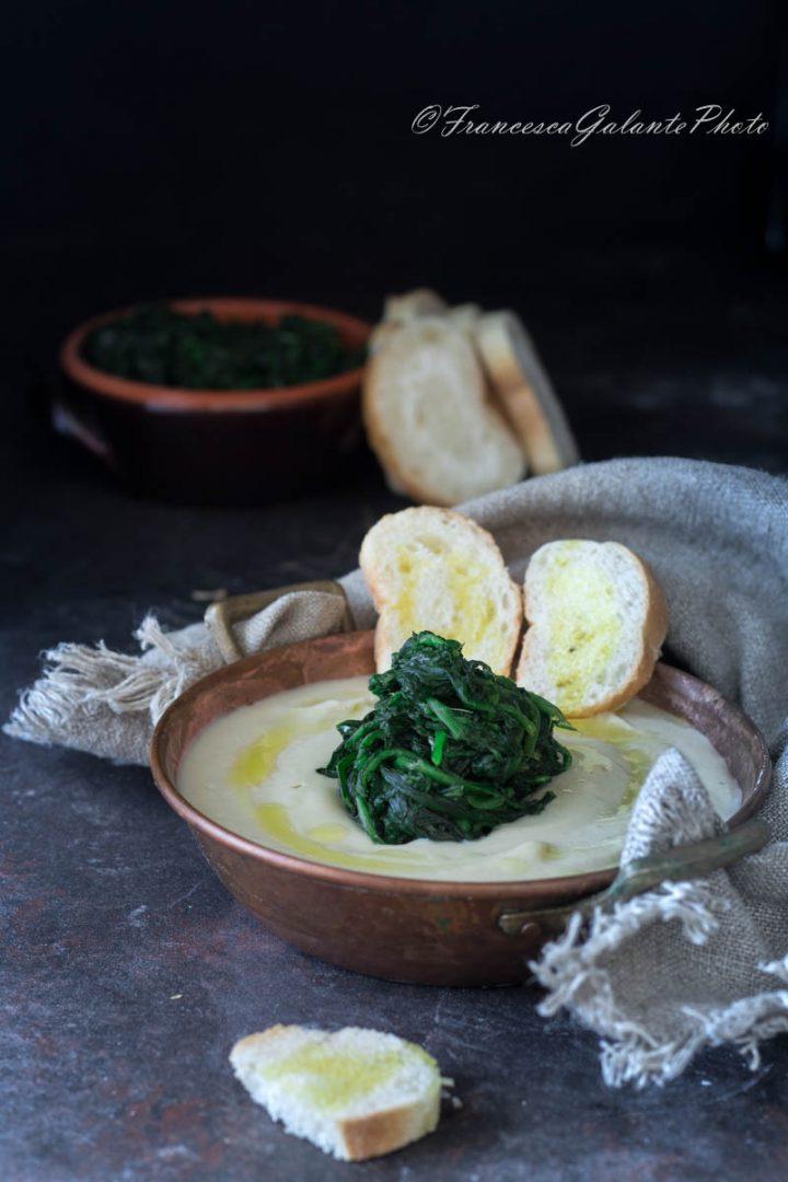 Fave e cicoria ricetta pugliese