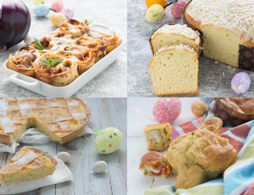 Menu di Pasqua 26 ricette dall'antipasto al dolce