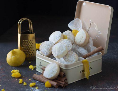 Biscotti cannella e limone di Teresa Doria