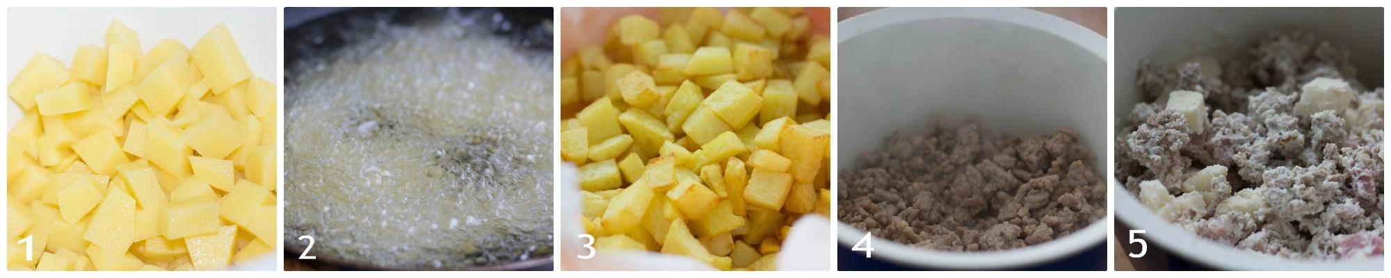 Torta mimosa salata