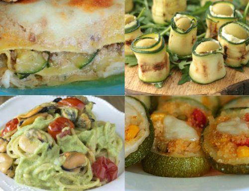 Ricette gustose con la zucchina