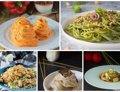 Ricette con spaghetti idee facili e gustose