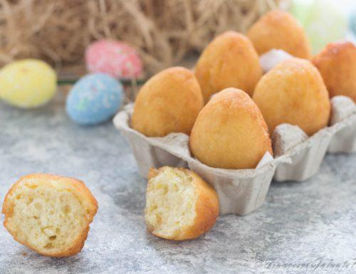 Frittelle di patate pasquali (foto passo passo)