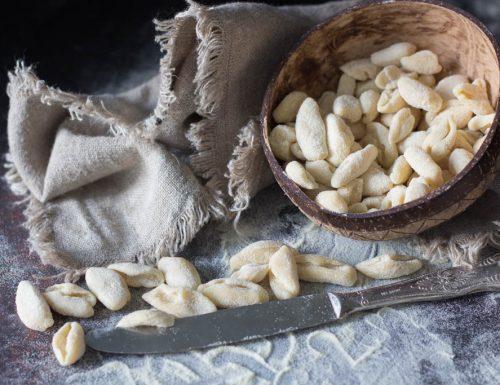 Cavatelli fatti in casa ricetta originale pugliese