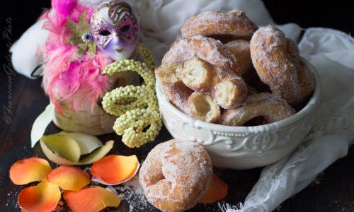Ciambelline di patate dolci soffici e golose