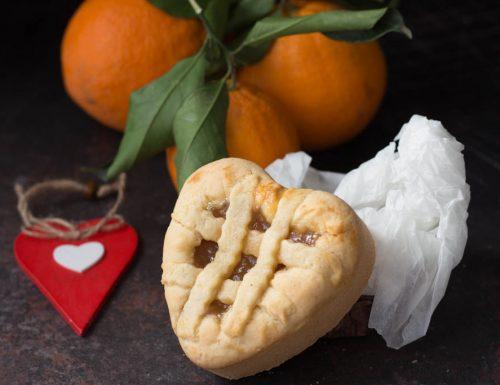 Crostata di arance friabilissima e golosa