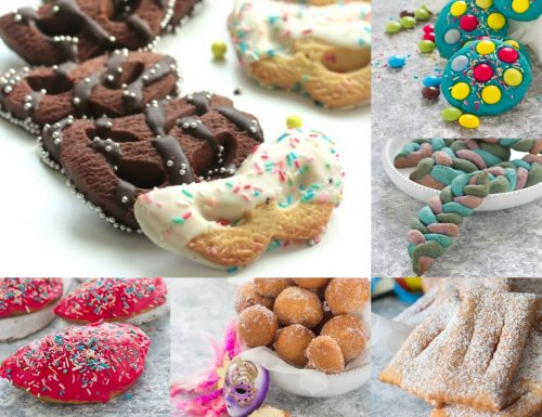 Idee dolci di Carnevale 10 ricette golosissime