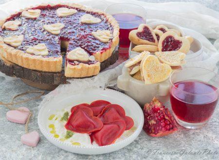 Ricette brunch per un  San valentino romanticissimo