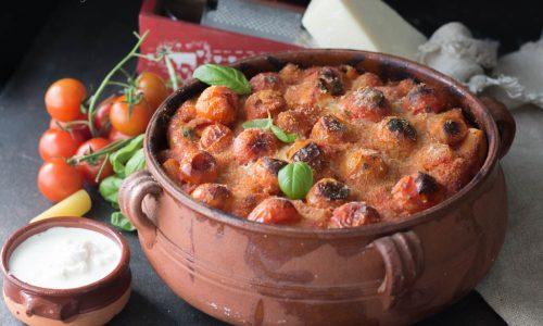 Pasta alla tranese ricetta originale pugliese