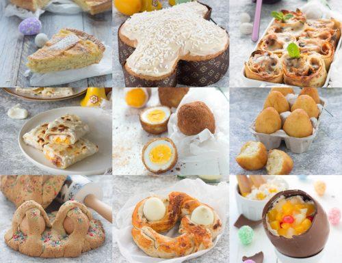 Pasqua ricette /Raccolta dolci e salate