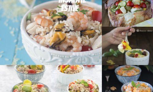 Insalate estive ricette facili fresche e gustose