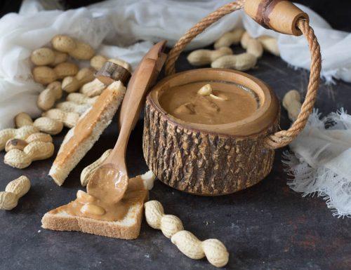 Come fare il burro di arachidi in casa