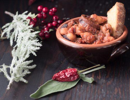 Polpo in pignata: ricetta pugliese di Teresa Doria