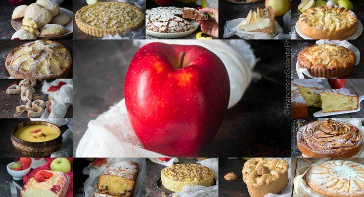 Mele ricette dolci facili e golosi
