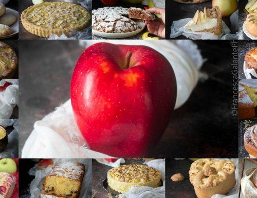 Mele ricette dolci facili e golosi da realizzare