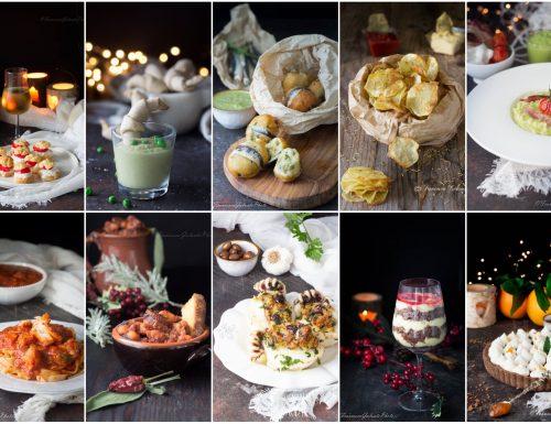 Idee menu' Vigilia di Capodanno dall'antipasto al dolce