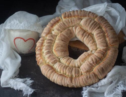 Pane con esubero di lievito madre / 10 ore d lievitazione