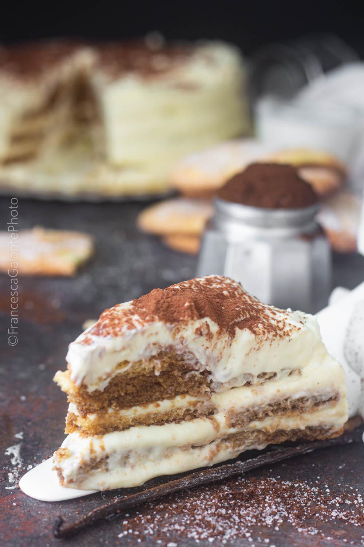 Tiramisù torta golosa di Igino Massari