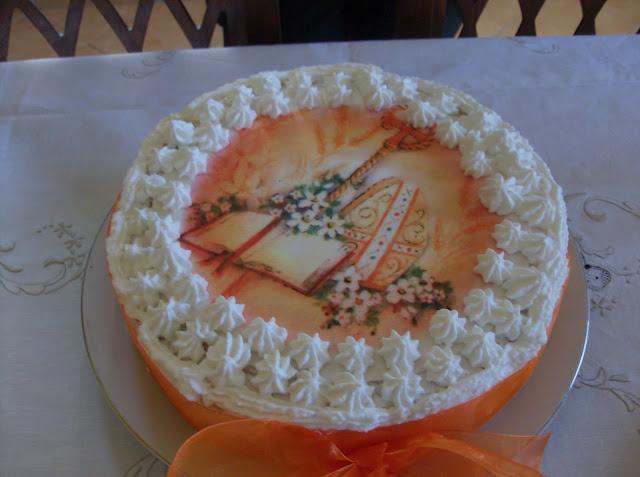 Torta Cresima I Sapori Di Sara