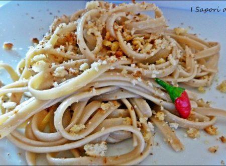 La Stroncatura e l'olio aromatizzato – ricetta tradizionale calabrese.