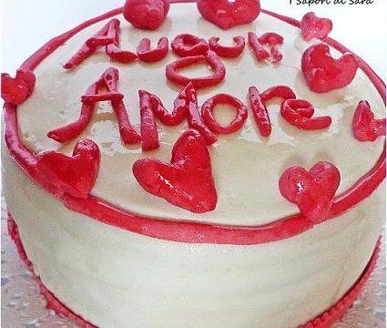 Torta di compleanno, per mio marito