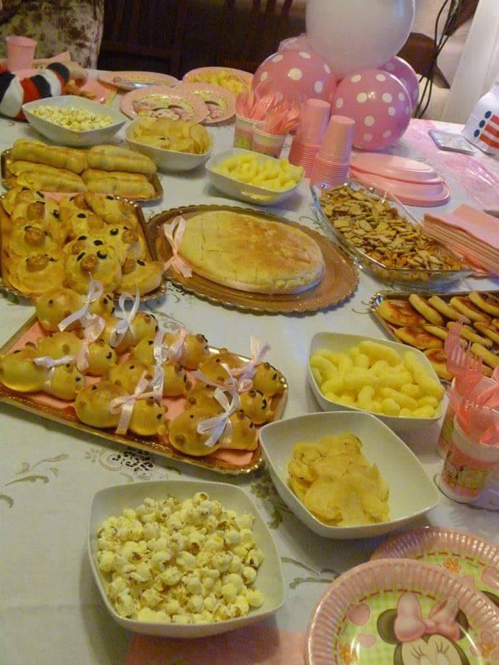 Buffet bambini per una festa di compleanno | I sapori di Sara