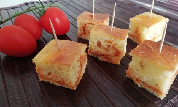Torta rustica dall'impasto molle, con videoricetta – facilissima