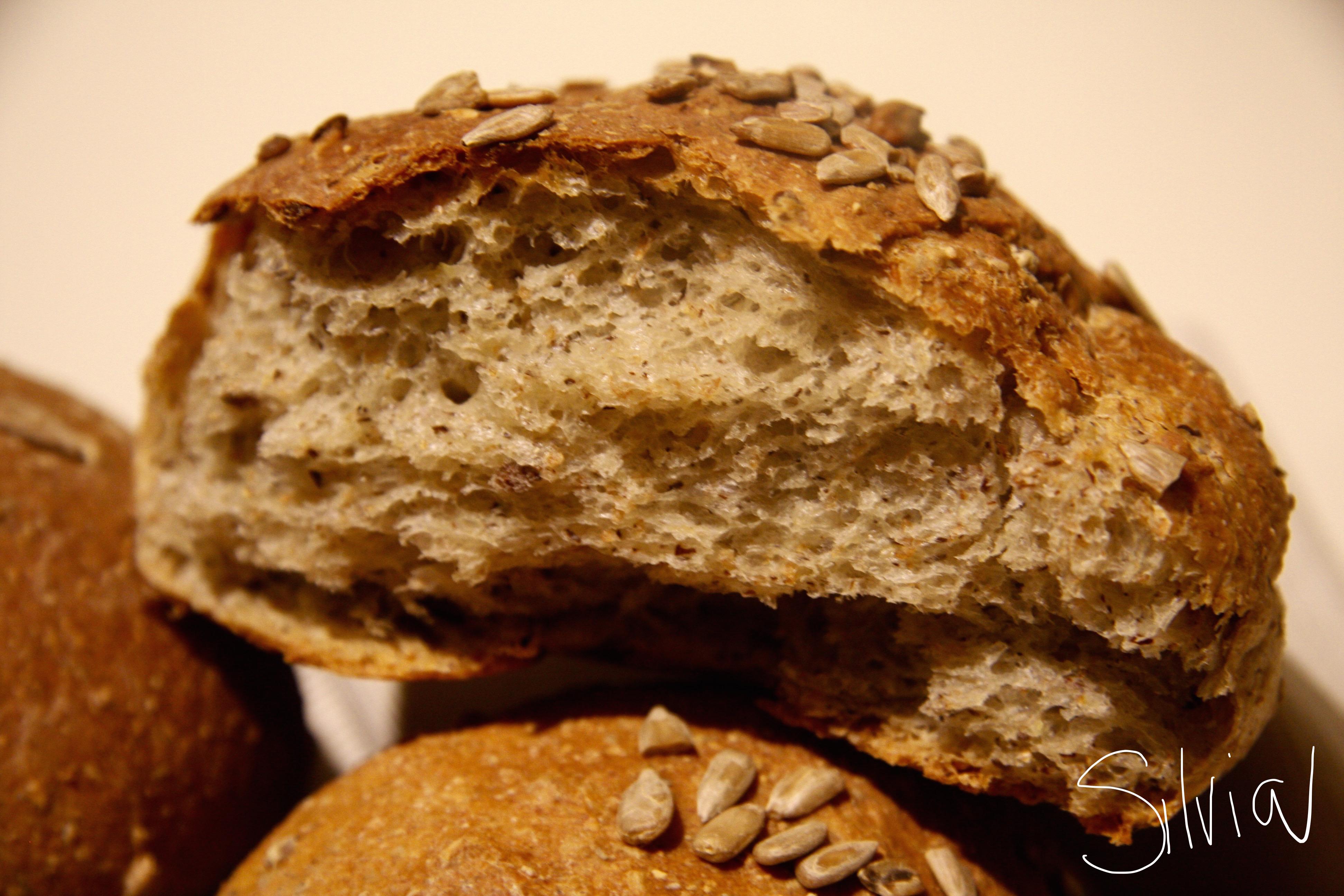 Pane al farro e grano saraceno Bimby