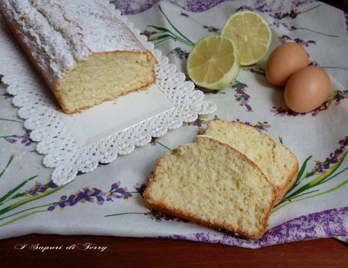 PLUM-CAKE SOFFICE COCCO E LIMONE
