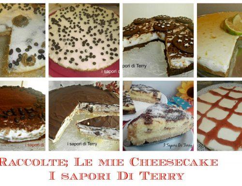 Raccolta; Le mie cheesecake