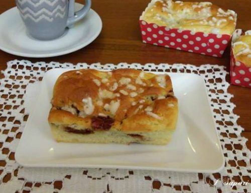 Mini pan brioche soffici ripieni di nutella