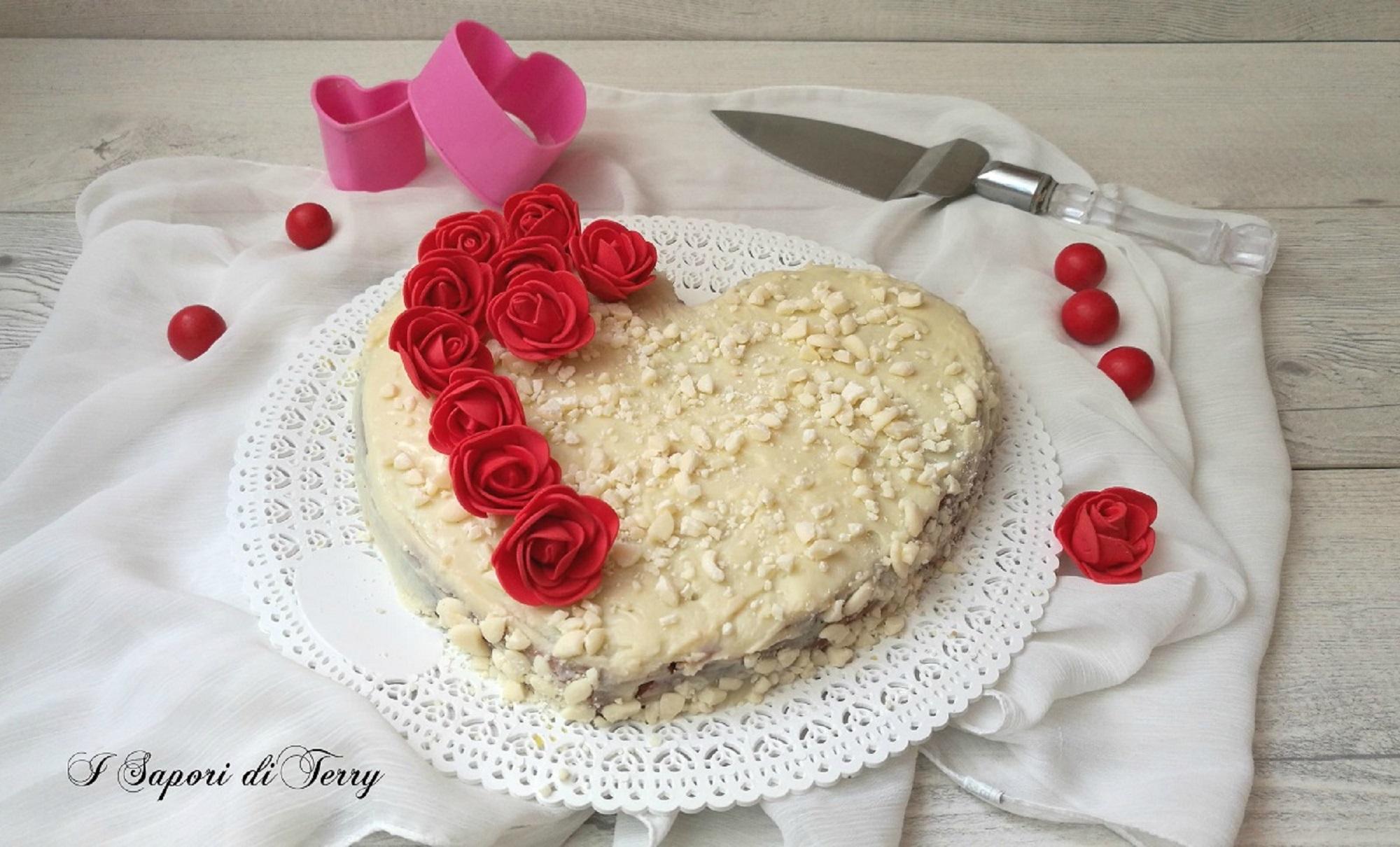 torta biscottata con nutella