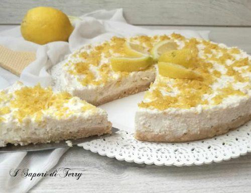 Torta tartufina al limone