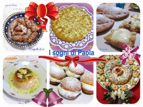Dolcezze siciliane per le feste