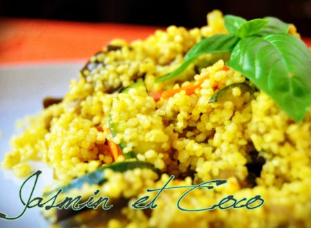 Couscous vegetariano (semplice o in couscoussiera)