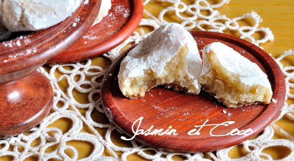 Pizzicotti di Pasta di Mandorle
