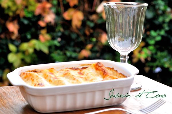 Cannelloni al Ragu' e Besciamella