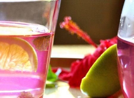 Tè Rosso – Ibisco (Karkadè) e Menta