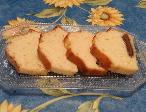 PLUM-CAKE AGLI AGRUMI DAL FONDO DOLCE