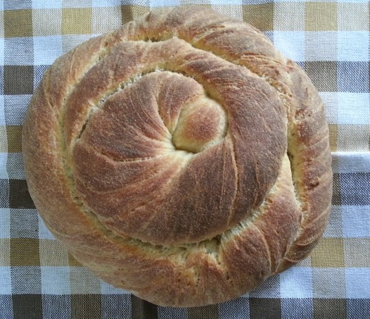 pane torciglione
