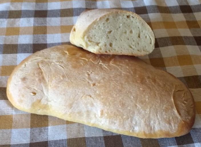 Pane con olio aromato